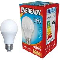 Eveready 5 5w LED GLS Opal BC 3000K   S13620
