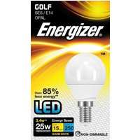3 4w Energizer LED Golf 3000k E14   S8837