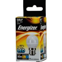 5 9w Energizer LED Golf 3000k B22   S8838