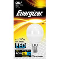 5 9w Energizer LED Golf 3000k E14   S8841