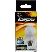 5 6w Energizer LED GLS 3000k B22   S8857