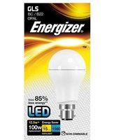 12 5w Energizer LED GLS 6500k B22   S9427