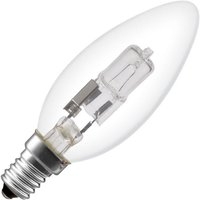 48w Halogen SES  E14  Candle Bulb