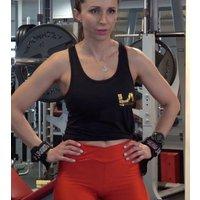Image of LA Muscle Racerback for women - Medium (UK 10-12)