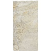 Dalle BERLINGO pierre beige nuancée 40x80 ép.20 mm aspect naturel
