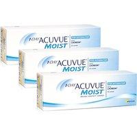 1-DAY Acuvue Moist for Astigmatism, 90er Pack