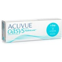 Acuvue Oasys 1-Day with HydraLuxe, 30er Pack