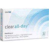 Clear All-Day (6 lentillas)