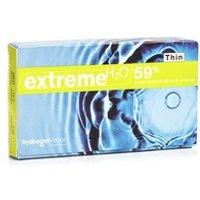 Extreme H2O 59 % Thin (6 lentillas)