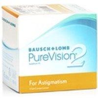 PureVision 2 for Astigmatism (6 lentillas)