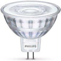 Philips Leuchtmittel LED Reflektorlampe 12 V GU5,3, 5 W, 2700 K
