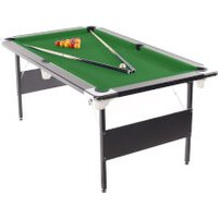 'Deluxe Foldaway Folding Leg Pool Table