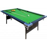 'Hustler 7 Foot Folding Pool Table