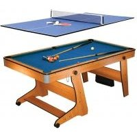 'Bce 6ft Vertical Folding Home Pool Table (fp-6tt)