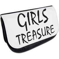Kosmetiktasche - Kulturbeutel - Schminktasche Modell: Girls Treasure