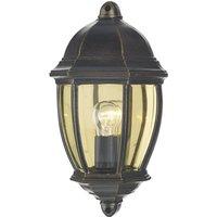 Dar NEW2135 Newport Traditional Outdoor Wall Lantern