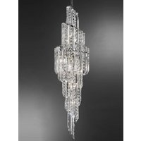 F2264/11 11 Light Crystal Chandelier