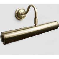 Classic Antique Brass 35cm Traditional Picture Light