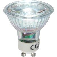 High Quality 5 5 watt LED GU10 Cool White  Glass Body