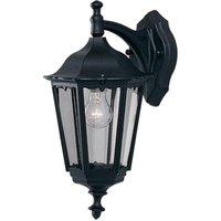 Searchlight 82531BK Alex Outdoor Downlight Lamp