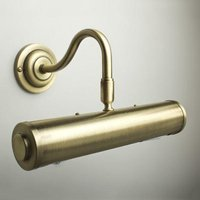 Classic Antique Brass 26cm  Traditional Picture Light