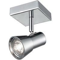 SP9021  One Light Ceiling Spotlight In Chrome