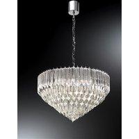F2266/6 6 Light Crystal Chandelier