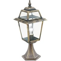 Searchlight 1524 New Orleans Small Post Lamp