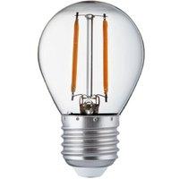 4 Watt ES E27 LED 420 Lumen Edison Screw Golfball Lightbulb