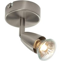 Saxby G2521013 Amalfi Satin Nickel Single Spotlight