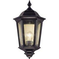 OUT6561 Boardwalk Traditional Black Exterior Lantern