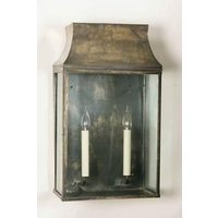 462A A Large Strathmore 2 Light Exterior Wall Light
