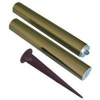 GZ Elite Pole B Solid Brass Height Pole from Garden Zone