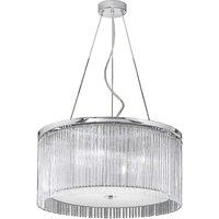 F2191 4 4 Light Ceiling Pendant