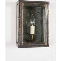 475 LA Oxbridge 1 Light Exterior Wall Lantern