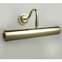 Classic Polished Brass 35cm  Traditional Picture Light