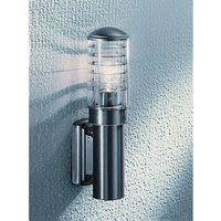 OUT6481 Exterior Wall Light In Stainless Steel  IP44