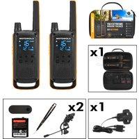 Motorola TALKABOUT T82 Extreme Two-Way Radios