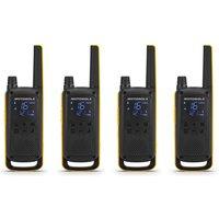 Motorola TALKABOUT T82 Extreme Quad Two-Way Radios