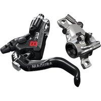ausrüstung/Bremsen: Magura  MT8 PRO 1-Finger HC-Hebel