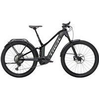 E-Bikes/E-Mountainbikes: Trek  Powerfly FS 9 EQ Lithium Grey Black XL 29