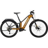 E-Bikes/E-Mountainbikes: Trek  Powerfly FS 4 EQ Factory OrangeLithium Grey L 29