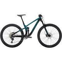 fahrrad/Mountainbikes: Trek  Fuel EX 5 Dark Aquatic Black XL 29