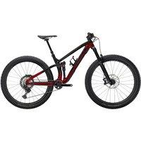 fahrrad/Mountainbikes: Trek  Fuel EX 9.8 XT Raw CarbonRage Red ML 29