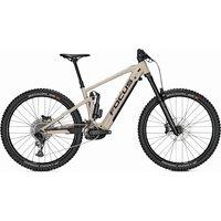 E-Bikes: Focus   Sam SQUARED 6.8 MilkBrown L