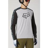 ausrüstung: FOX Fox Langärmliges Jersey Ranger Drirelease STL GRY L