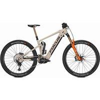 E-Bikes: Focus   Sam SQUARED 6.9 MilkBrown M