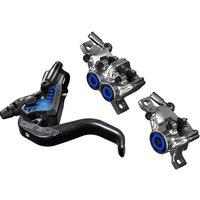 ausrüstung/Bremsen: Magura  MT TRAIL SL 1-Finger HC Carbon-Hebel