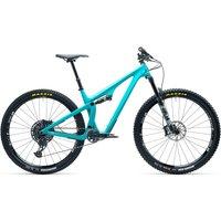 fahrrad/Mountainbikes: Yeti  SB115 C2 Series Turquoise 2021