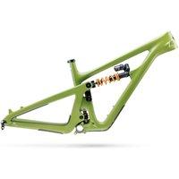 fahrrad/Rahmen: Yeti  SB165 FRAME T-Series Moss